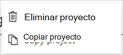 Muestra los archivos del proyecto