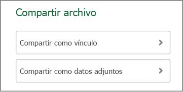 Compartir archivo