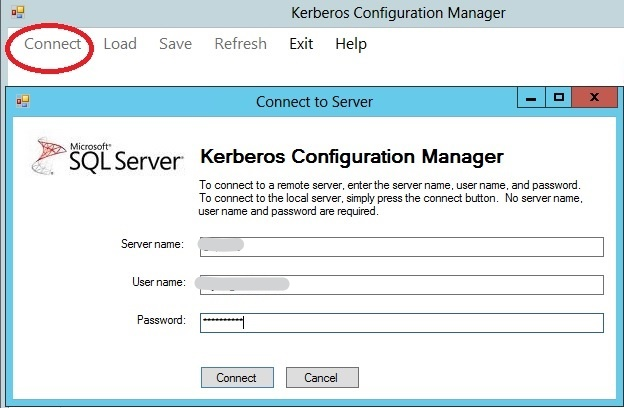 ConnectKerberosConfigManager