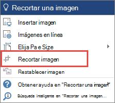 El cuadro de diálogo información con la característica solicitada está atenuado
