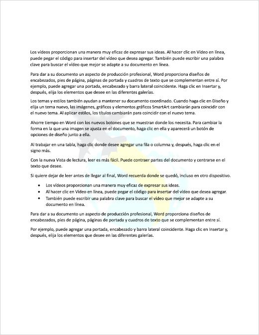 Insertar Una Marca De Agua De Imagen Soporte De Office