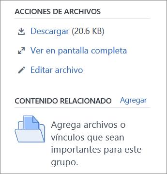 Editar un archivo