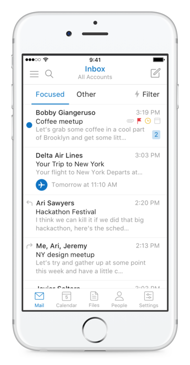 Eventos en iOS