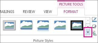 Galería Estilos de imagen