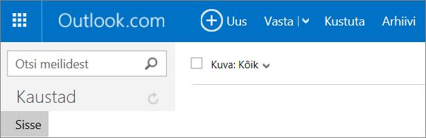 Outlook.com-i lindi pilt