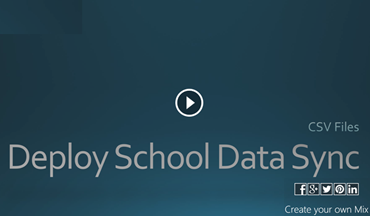 Õppetööandmete sünkroonimise teenuse juurutamise video