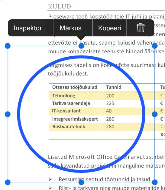 PDF-dokumendi märgistuse redigeerimine