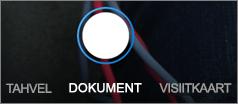Skaneerimise suvandid OneDrive for iOS-i jaoks