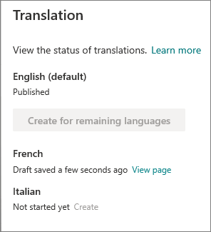 Tõlke olek