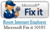 Microsoft Fix it ikoon