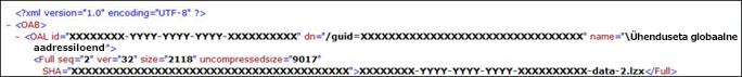 Tõrkeotsing: Outlook ühenduseta aadressiraamat