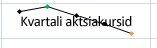 Minigraafika lahtris teksti koos näide