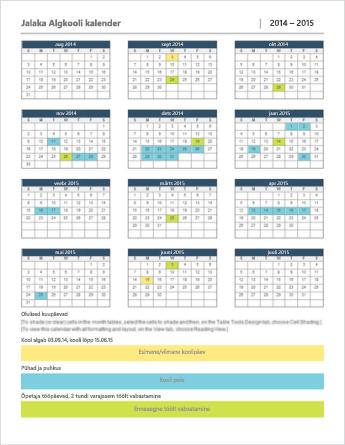 Kalendrimall
