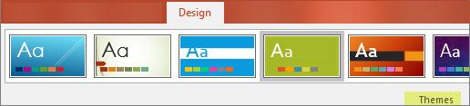 PowerPointi kujundused