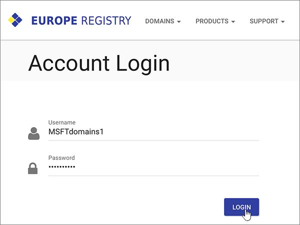 EuropeRegistry-BP-konfigureerimine-1-1