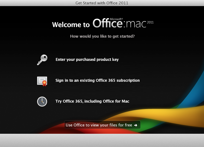 Logige sisse olemasolevasse Office 365 tellimusse