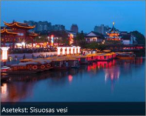 Pilt, millel on automaatselt loodud asetekst pildi allservas rakenduses Word for Windows.