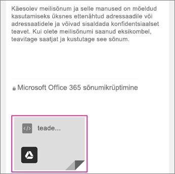 OME sõnumivaatur Gmailiga 1
