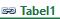 Lingitud tabeli ikooni lisandmoodulis Power Pivot