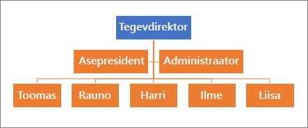Tüüpiline hierarhia