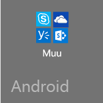 Muud Office'i rakendused Androidis