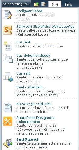Link Saidiõigused