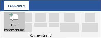 Kommentaari lisamine
