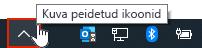 OneDrive'i rakenduse süsteemisalves