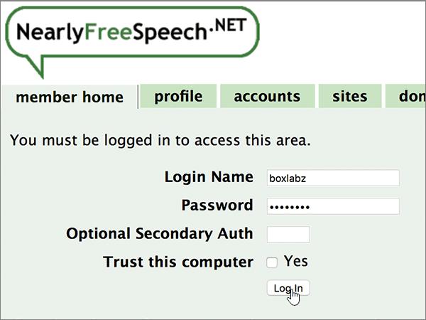 NearlyFreeSpeech-BP-konfigureerimine-1-1