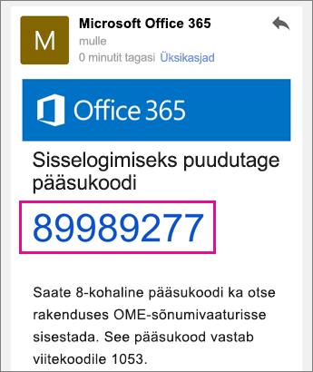 OME sõnumivaatur Gmailiga 4