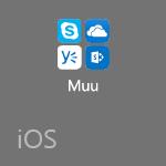 Muut iOS:n Office-sovellukset