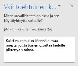 AltText-ruutu