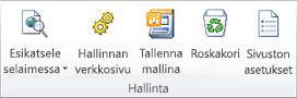 SharePoint Designer 2010 -kuva