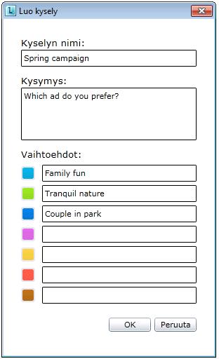 Lync-kysely