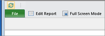 SharePointin Power View'n Ota muokkaus käyttöön -painike