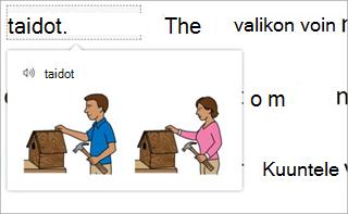 Kuva sanasto