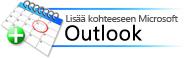 Lisää Outlookiin -painike
