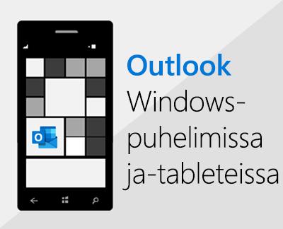Sähköpostin määrittäminen Windows 10 -laitteeseen