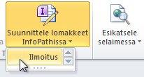 SharePointin InfoPath-luettelolomakkeet