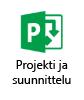 Projectin ja Plannerin helppokäyttötoimintojen ohje