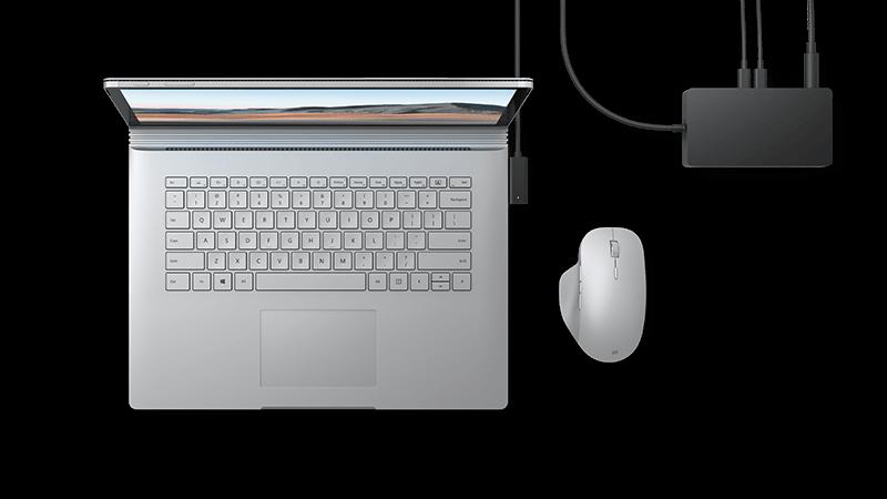 Surface-lisälaitteiden kuva