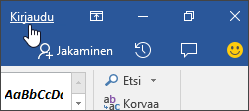 Video: Kirjautuminen Officeen - Office 365