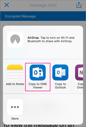 OME Viewer ja Yahoo 3