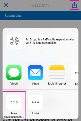 OME Viewer ja Yahoo 2