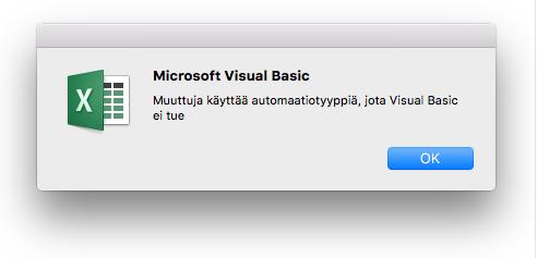 Microsoft Visual Basicin virhe: Muuttuja käyttää automaatiotyyppiä, jota Visual Basic ei tue._C3_2017109141134