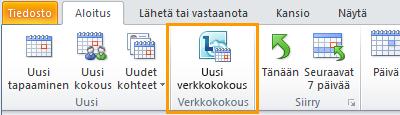 Outlookin valintanauhan kuva