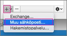 Muu sähköposti