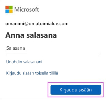 Anna Outlook.com-salasanasi