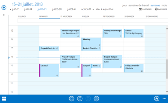 Supprimer Calendrier Outlook.Office365 Le Calendrier Outlook Tutoriels