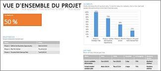 Rapport Vue d'ensemble du projet